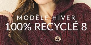 Modèle hiver 100% Recyclé 8